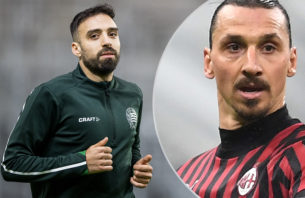 """Hammarby värvar Khalili och Ousted: """"Fick hjälp av Zlatan"""""""