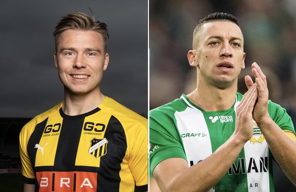 Djurdjic ville få vännen till Hammarby – nu är Söderlund i Häcken