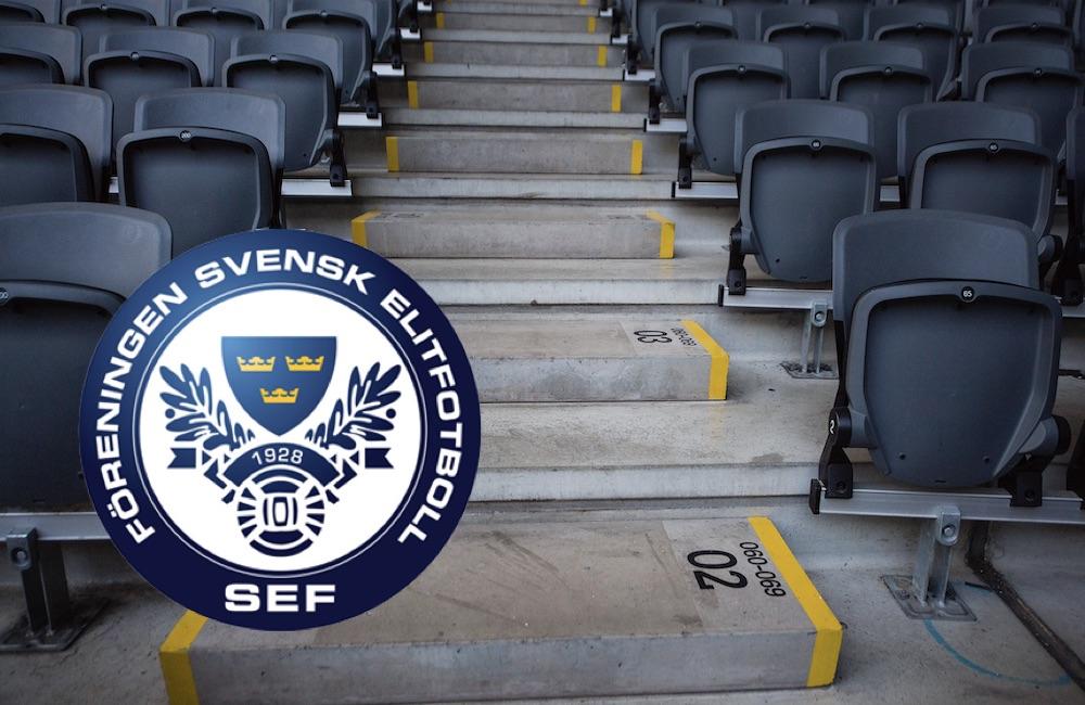 Svensk fotboll mobiliserar – Sef tar över ansvar från förbundet