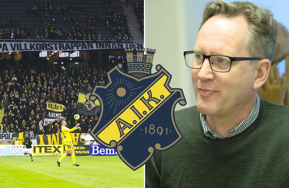 AIK på väg att permittera personal – förhandlingar pågår
