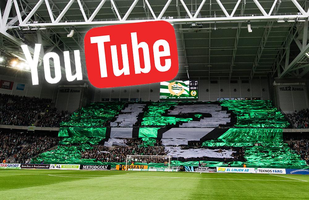 """Hammarby startar träning på Youtube: """"Försöker vara kreativa"""""""