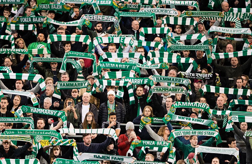 Ny publikfest att vänta i helgen för Bajen – derbyt mot AIK slutsålt