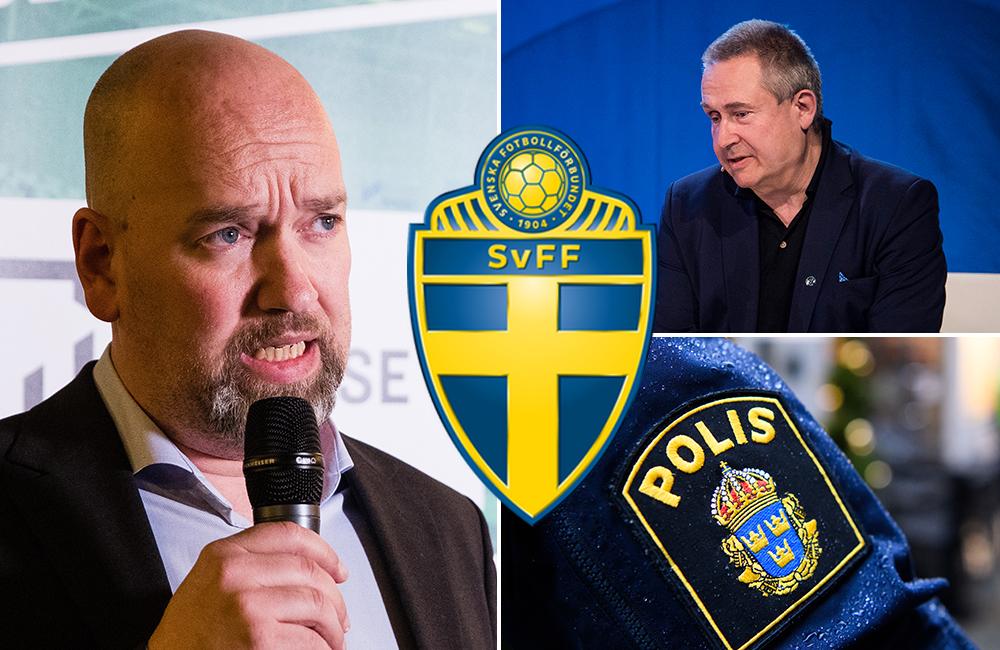 """Hammarbys kritik mot SvFF: """"Allt ansvar på Enquist – helt orimligt"""""""