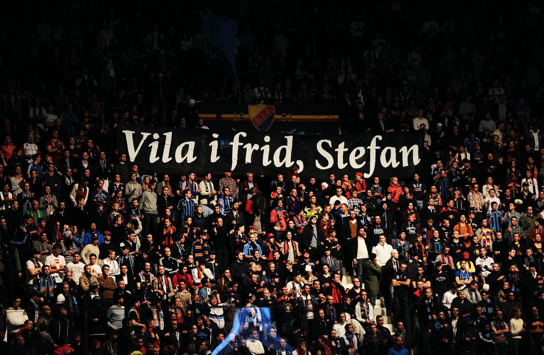 """Djurgården hedrar """"Myggan"""" – öppnar upp Stockholms stadion"""