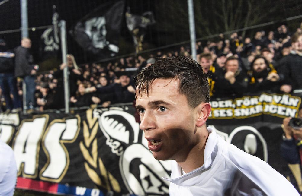 Silly season-bloggen – Officiellt: Jasir Asani lämnar AIK