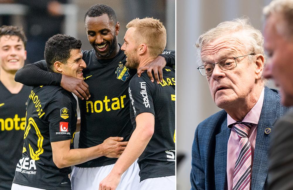 """Eriksson om allsvenskt spel: """"Inget är formellt fastställt ännu"""""""