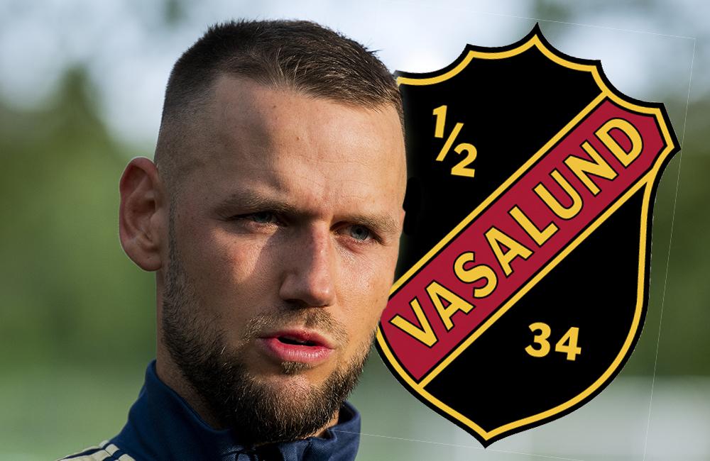"""Milosevic kör vidare med Vasalund: """"Han är en stor förebild"""""""