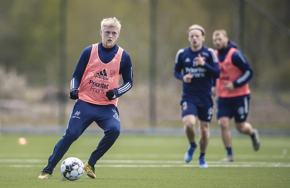 """Kalle Holmberg: """"Vi är redo om det drar igång inom en månad"""""""