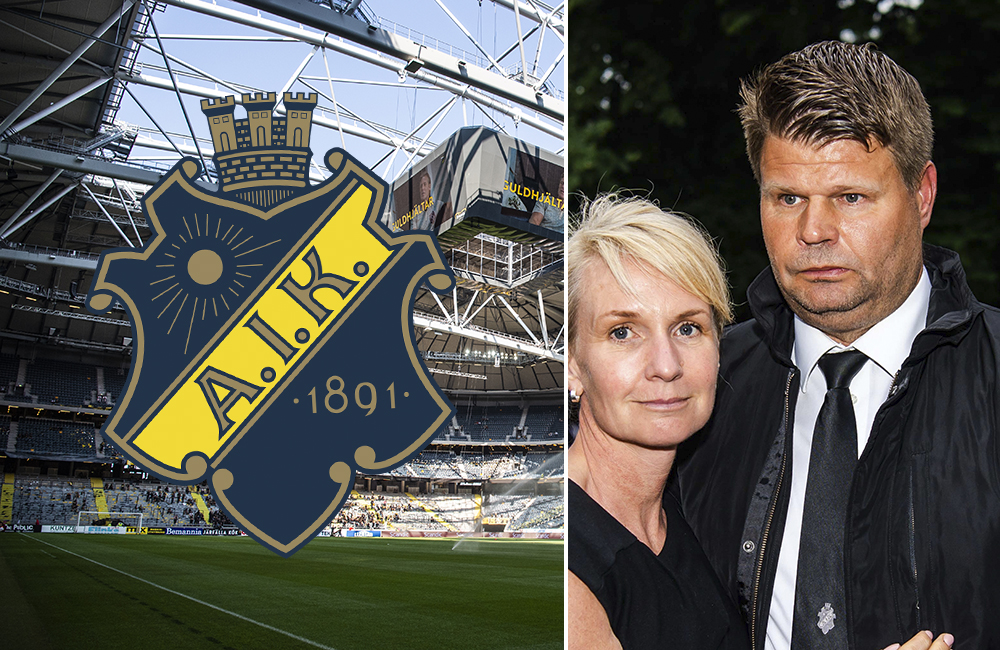 """AIK-chef väljer att lämna klubben: """"Haft sju fantastiska år"""""""