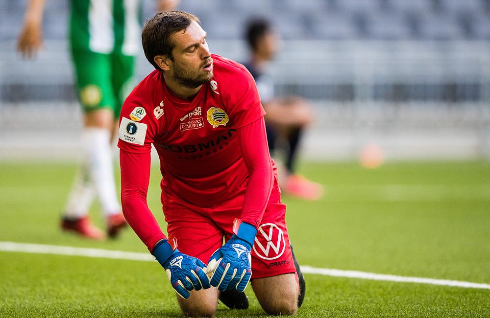 """Blazevic efter cupförlusten: """"Det är tomt – vi får skylla oss själva"""""""