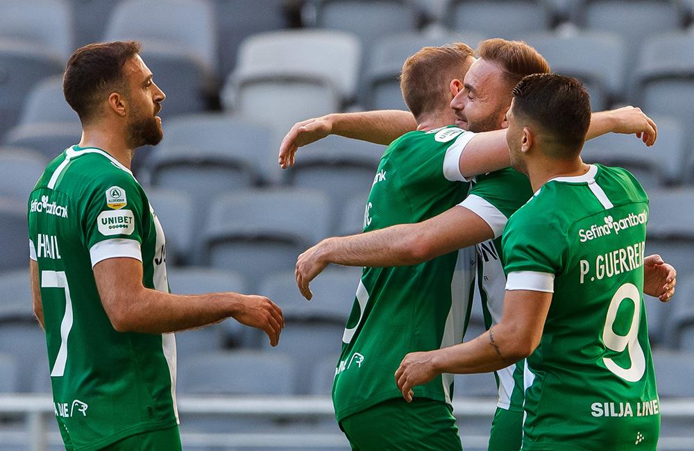 Paulinho på bänken – så startar Hammarby mot Häcken