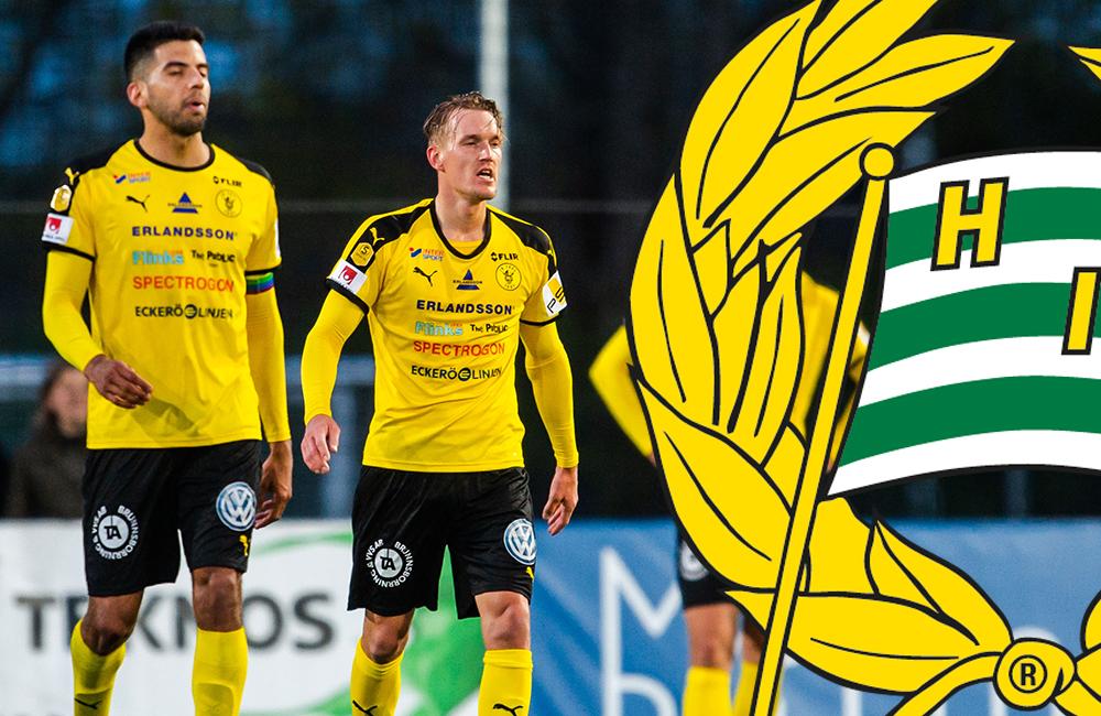 Uppgifter: Hammarby kan ta över IK Frejs plats i division 1