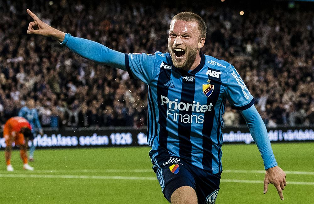 """""""Jag gör sju mål och sju assist i år"""" – snabba frågor med Bärkroth"""