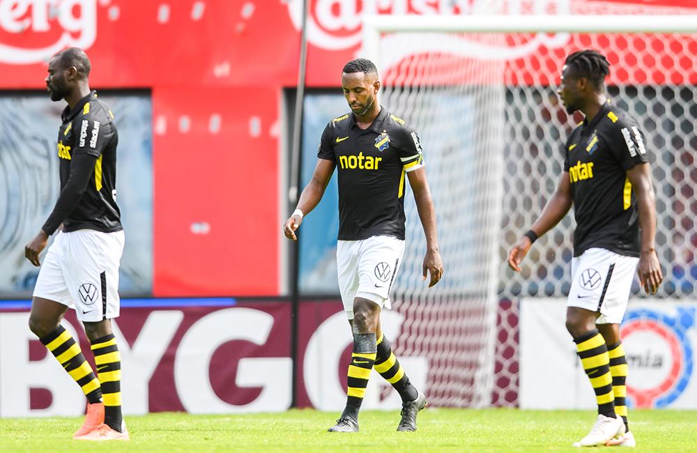 AIK föll mot tabelljumbon – analys efter svaga insatsen på Olympia