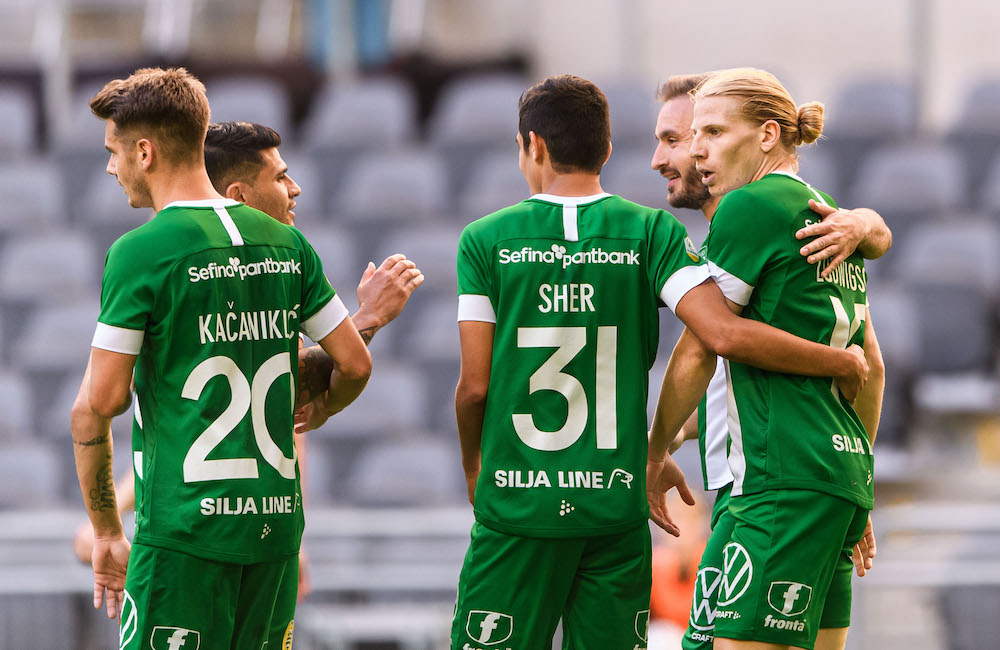 Hammarby åker till Skåne – odds mot Helsingborg borta