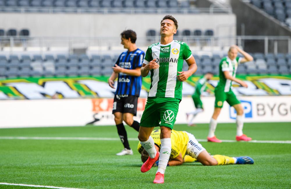Flera underkända efter 0-0 mot Sirius – spelarbetyg i Hammarby