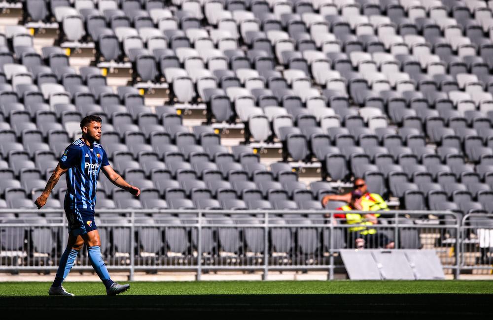 """Ajdarevic utanför truppen mot IFK Göteborg: """"Fått ledigt"""""""