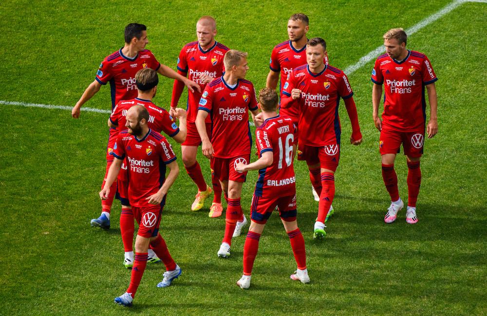 Omgångens lag i Stockholm – nio spelare från Djurgården