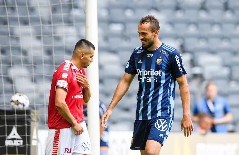 Kujovic tillbaka i elvan – så startar Djurgården mot Mjällby