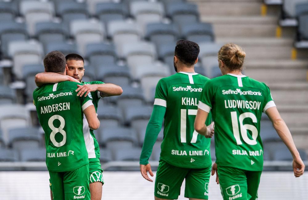 Hammarby vann bekvämt mot ÖSK – spelarbetyg i Bajen