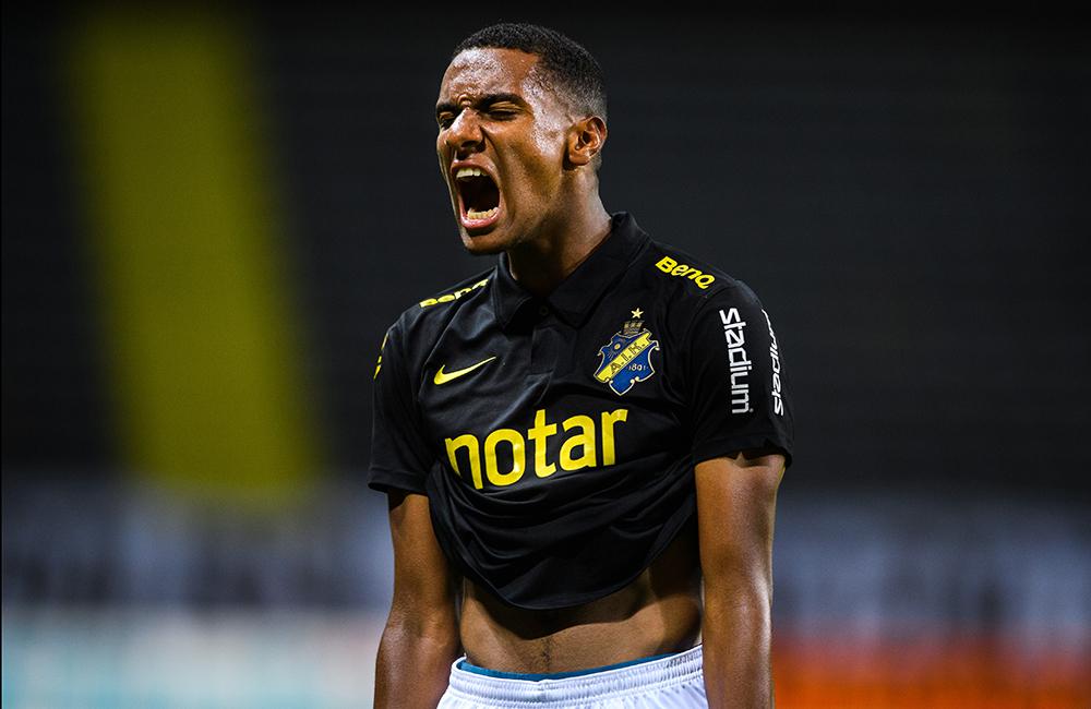 """17-åringen räddade AIK: """"En tyngd som släpper från ens axlar"""""""