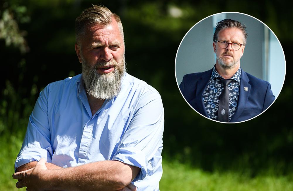 """Björn Wesström: """"Rikard sitter oerhört säkert som tränare"""""""