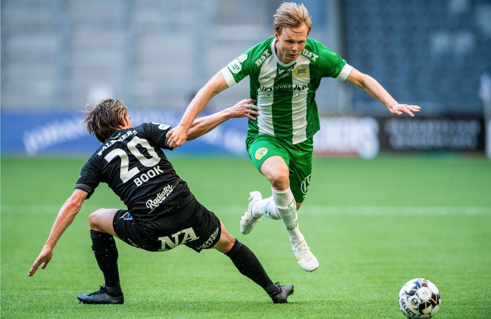 """Söderström har hittat formen: """"Känner att jag ska vara bäst"""""""