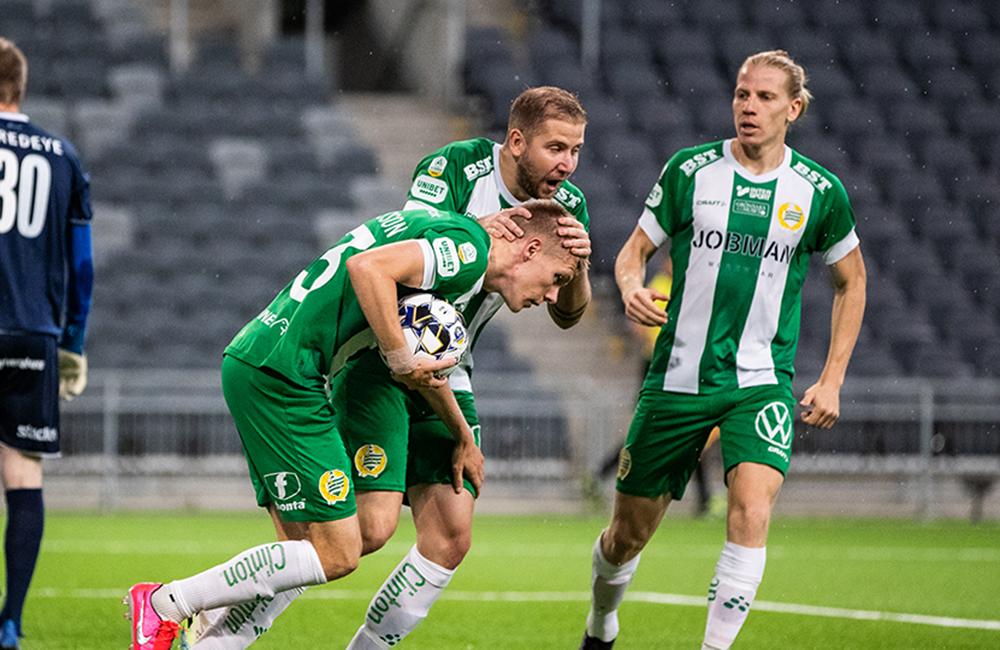 Kan Hammarby avancera i Europa League? – odds på Bajen
