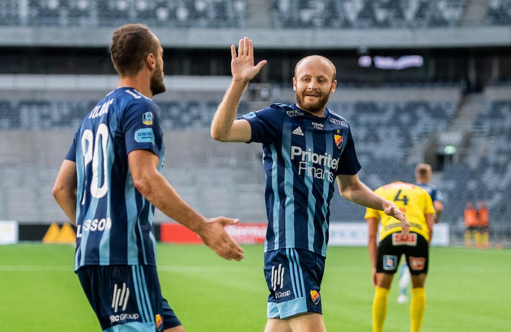 """""""In och nicka Jonis!"""" – analys efter Djurgårdens 2-1 på Tele2 arena"""