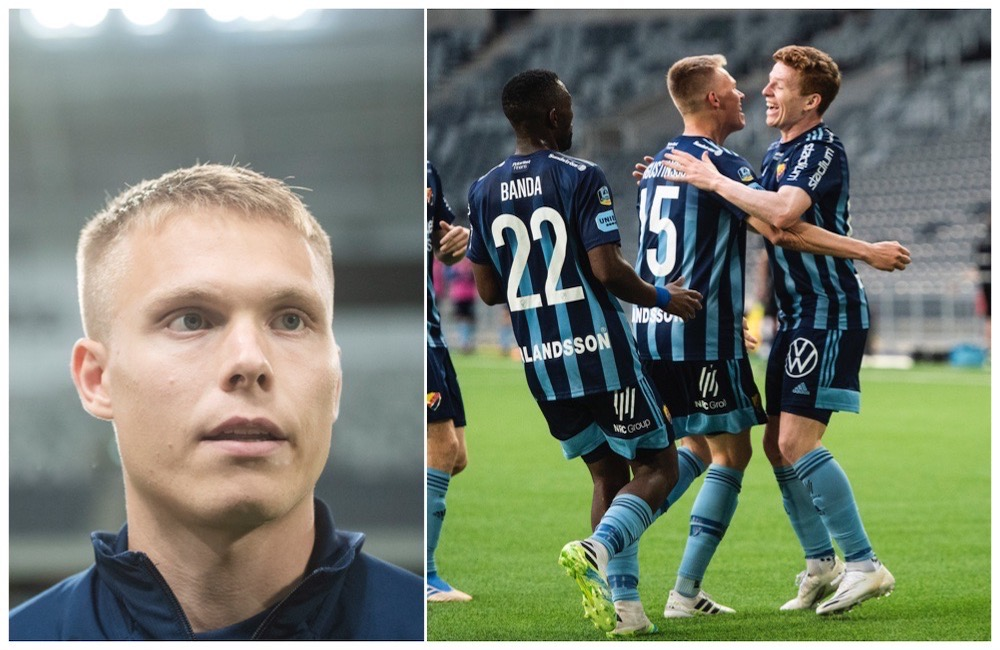 "Augustinsson om målet: ""Tolle kan ta en assist på den"""