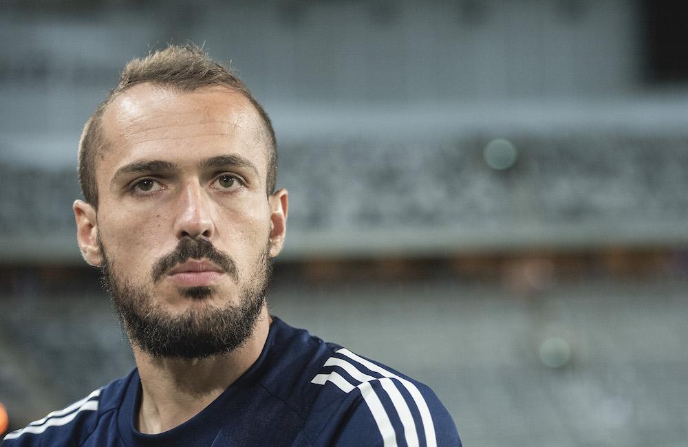 Beskedet: Emir Kujovic utanför truppen mot Malmö FF