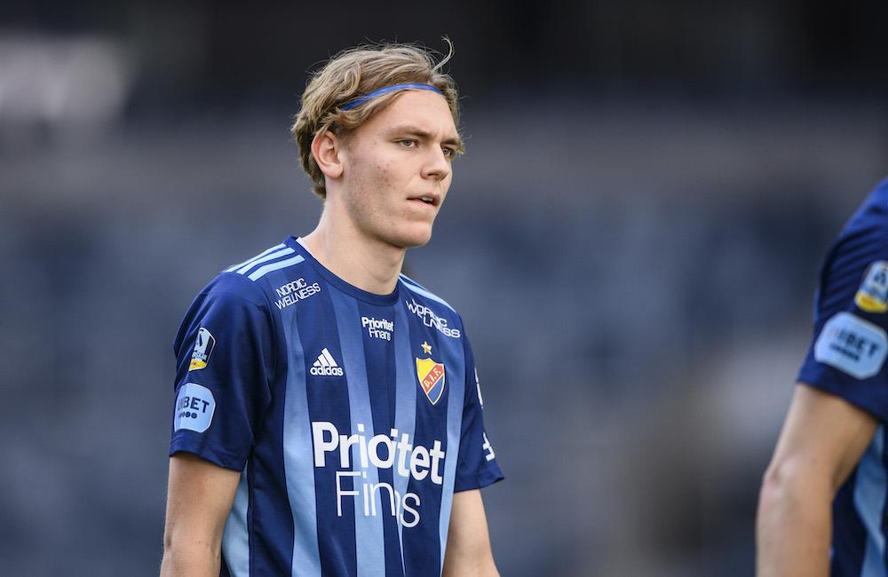 """Jonsson efter debuten: """"Lite press att vara Mattias son"""""""