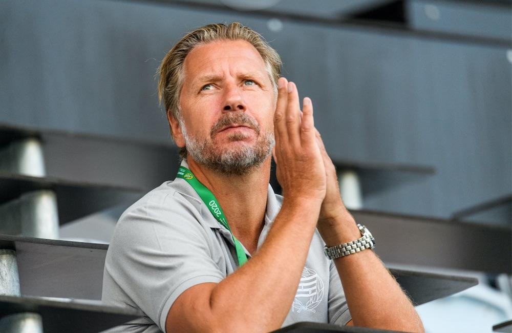 """Jesper Jansson: """"Stefan Billborn har uppfyllt alla förväntningar"""""""