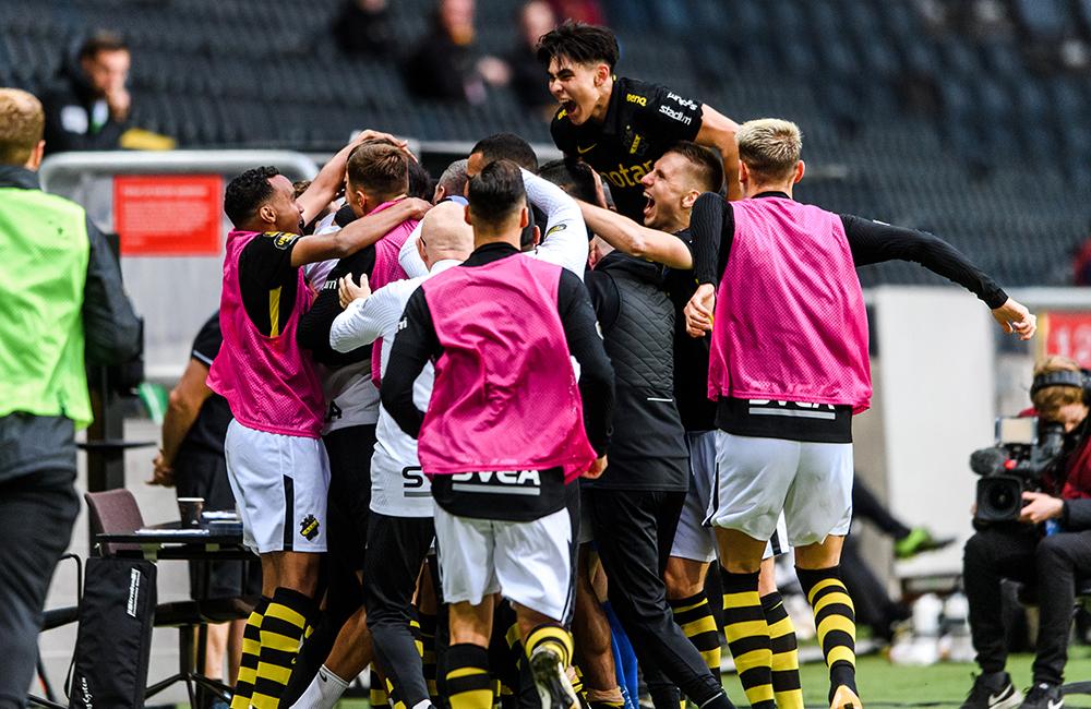 AIK körde över Hammarby – spelarbetygen efter derbysegern