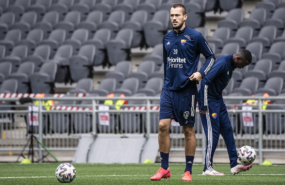 """Emir Kujovic fortsatt bänkad: """"Han måste prestera bättre"""""""