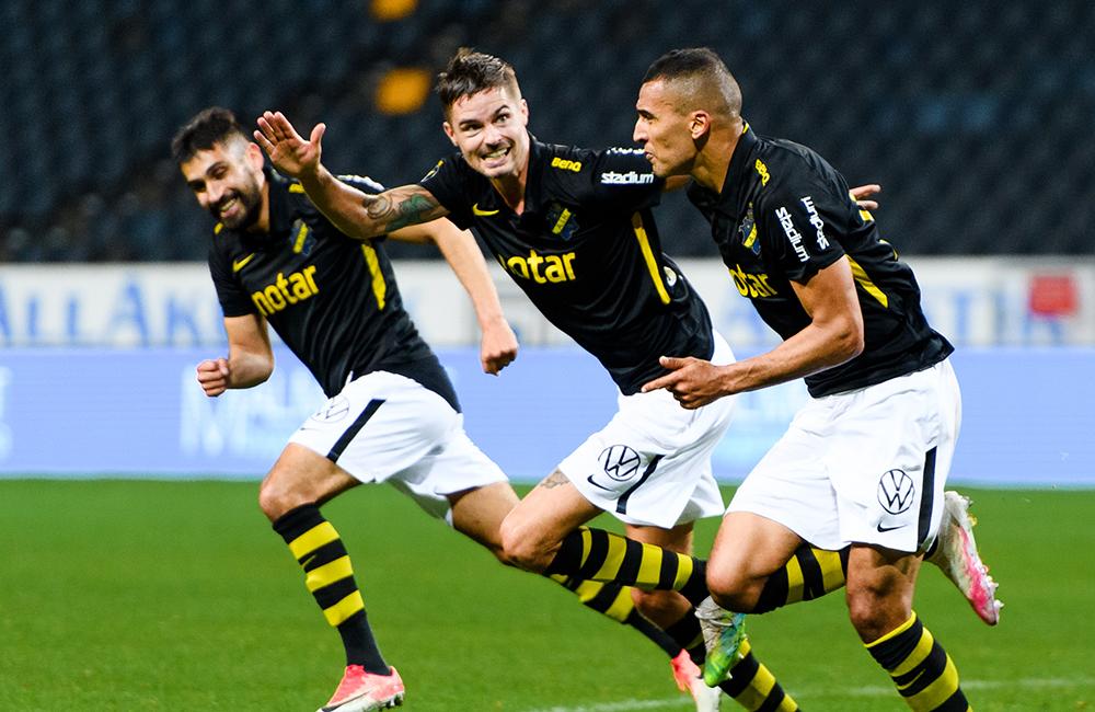 Positiva besked för AIK – Lustig och Bahoui aktuella