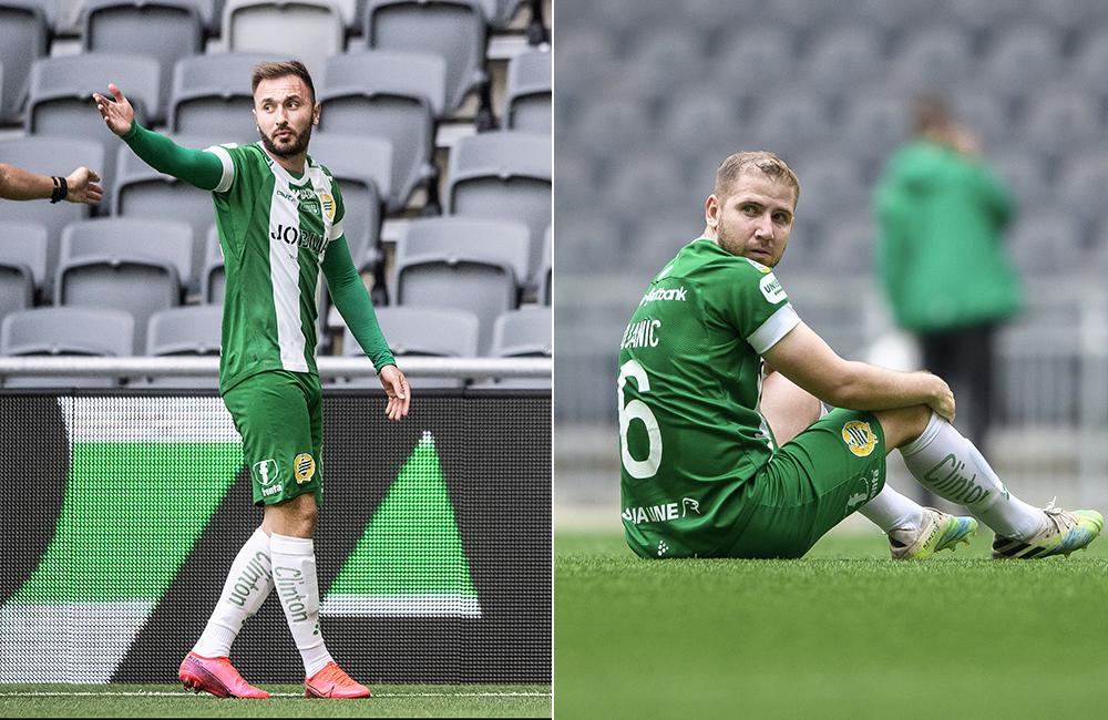 """Billborn om Tankovic och Bojanic: """"Vi har hopp om båda två"""""""
