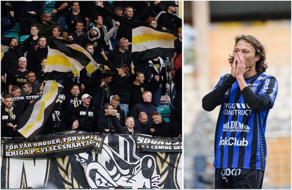 """Björnström: """"Skulle kännas som bedrägeri att spela i Djurgården"""""""