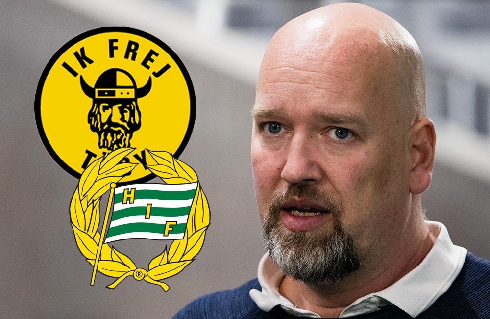 "Kindlund om IK Frej: ""De hade gått i konkurs utan Hammarby"""