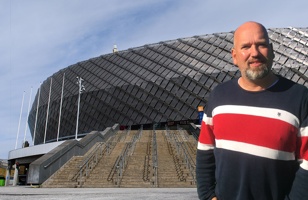 """Henrik Kindlund: """"Polisen är det största hotet mot fotbollen"""""""