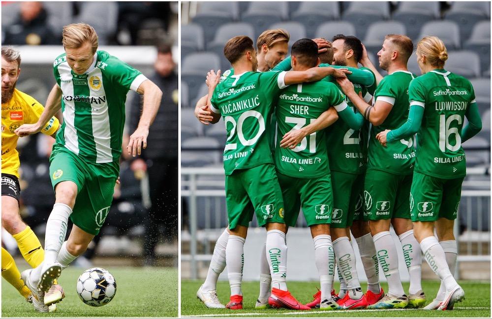Han var bäst i Hammarby – spelarbetyg efter Bajens seger