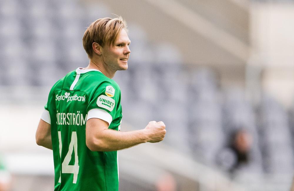 """Söderström: """"Finns inget stopp för vad jag kan åstadkomma"""""""