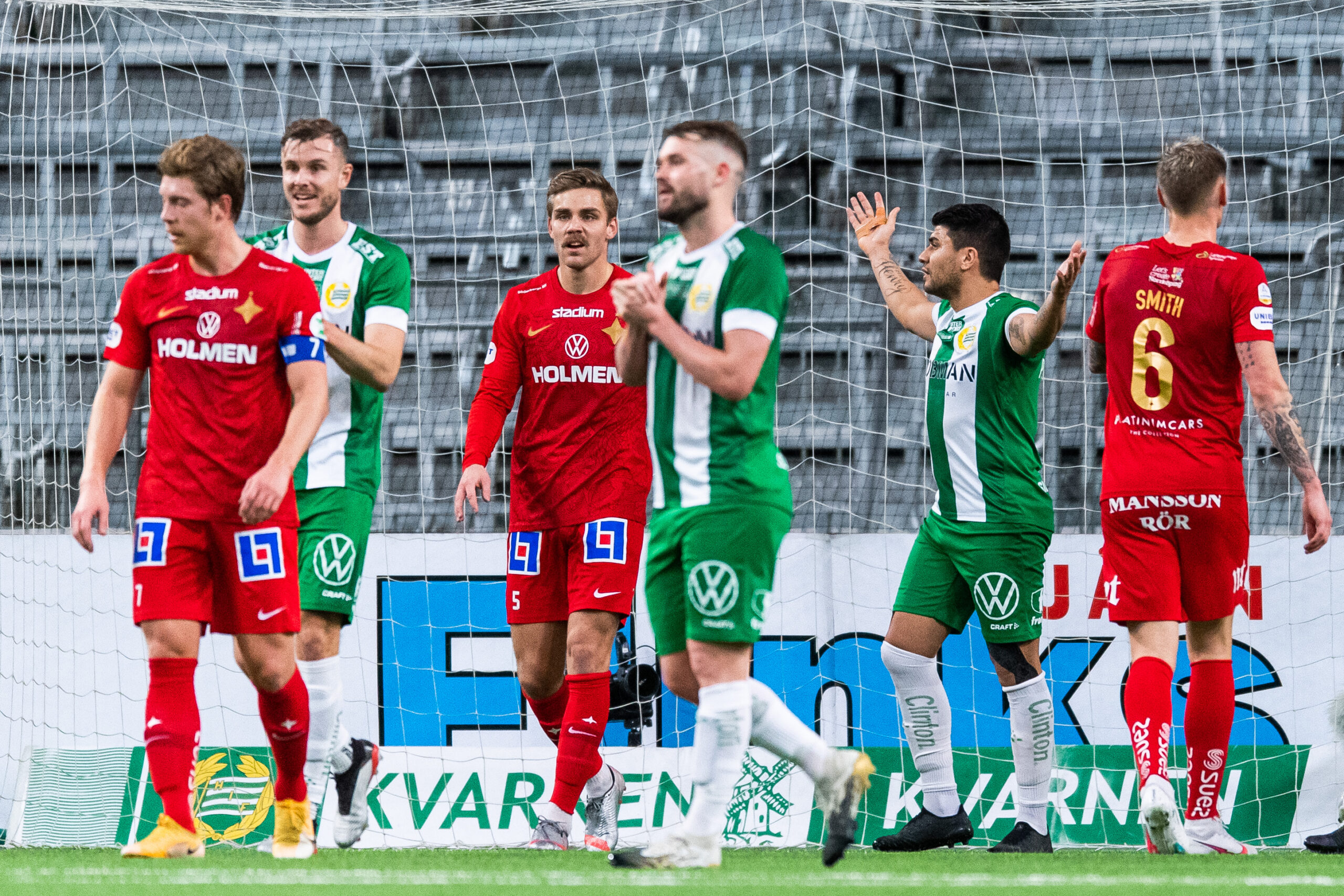 Sjöberg: En match som perfekt sammanfattar Hammarbys 2020