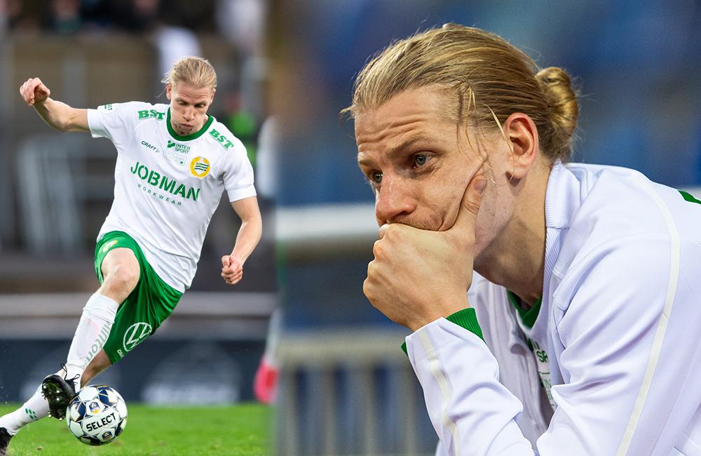 """Ludwigson jagar vinst i poängligan: """"Har gått fort för mig i år"""""""