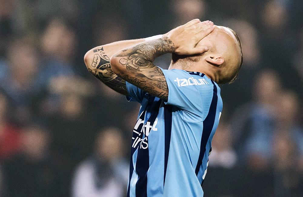 """Eriksson om Hammarbys cupseger: """"Det var surrealistiskt"""""""