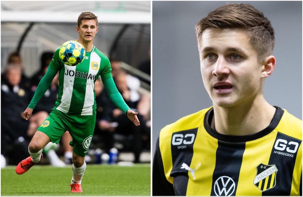 """Bengtsson gör succé i Häcken: """"Stolta och glada för Leos skull"""""""