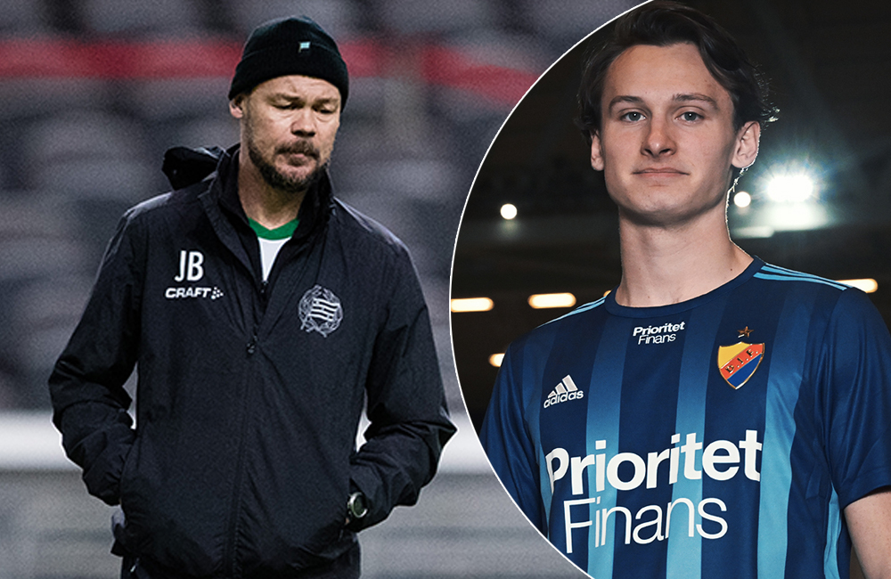 """Joachim Björklund om Ekdal-flytten: """"Spelar inte gratis tyvärr"""""""