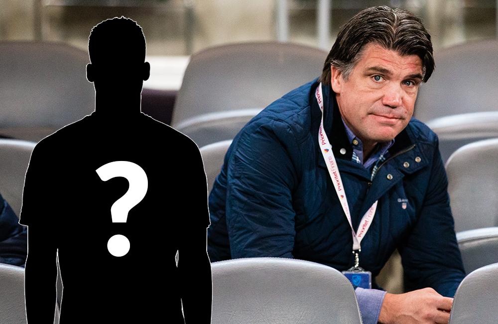 """Bosse Andersson om hemliga nyförvärvet: """"Spännande egenskaper"""""""