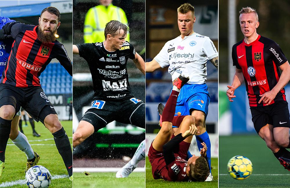 Fynden i Division 1 – tolv spelare som är redo för steget upp