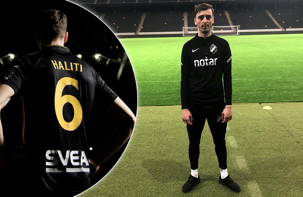 """""""Det var fortkörning båda gångerna"""" – Fotboll Sthlm möter Jetmir Haliti"""
